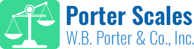 Porter Scales | W.B. Porter & Co., Inc.